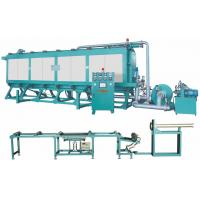 Auto Air Cooling Block Moulding Machine Manufactures