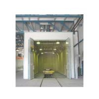 Buy cheap multipurpose pressure type sandblasting room - copy from wholesalers