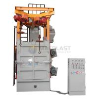 Buy cheap double hooks type airless shot blasting machine(Q3708) from wholesalers