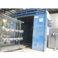 Buy cheap multipurpose pressure type sandblasting room from wholesalers