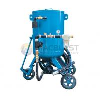 Buy cheap portable type pressure sandblasting pot from wholesalers