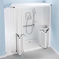 China Swift Fit Free Standing Shower Cubicles Snowdon Blackdown Toilet Option G on sale