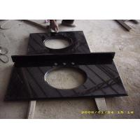 Depot Black Granite Slab Countertops Replacement For Home Decoration Manufactures