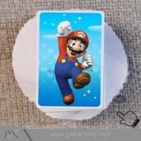 China Game Card Super Mario paper card on sale