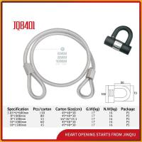 JQ8402-Q Curly Cable Locks
