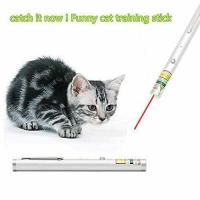 Catch it now! Rechargeable cat LED interactive baton funny cat toys by Atlantic Manufactures