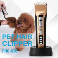 Electric Grooming Clippers PETFLY Rechargeable Cordless Clippers Kit for Pets Dog Cat Manufactures