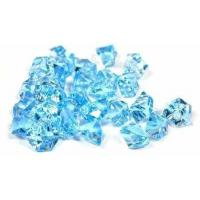 Tanday 2 Pounds Baby Blue Acrylic Ice Rock Vase Filler Gems or Table Scatter Manufactures