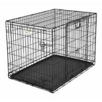 China MidWest Homes for Pets Ovation Double Door Dog Crate, 42-Inch on sale