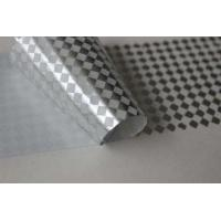 Small Squares Tamper Evident Label Material , Phone Security Label 25 And 50 Micron Manufactures