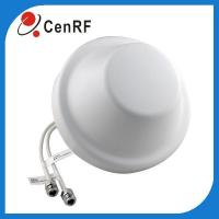 China 800-2700MHz 2 4dBi MIMO Omni Antenna on sale