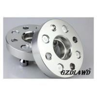 Silver 20mm 6 Lug Bolts 4x4 Wheels Parts Aluminum Alloy For Increasing Track Width Manufactures