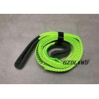 Light Weight Portable 4x4 Recovery Strap Polyester 3cm Width 8m Length Manufactures