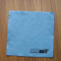 Microfiber Glass Cleaning Cloth Manufactures
