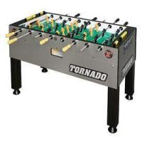 Tornado Tournament 3000 Foosball Table Manufactures
