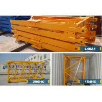 China Liebherr Tower Crane Mast Section For Sale on sale