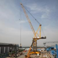 China tower crane Manufacturers 80t Luffing jib Crane FZQ2000Z Manufactures