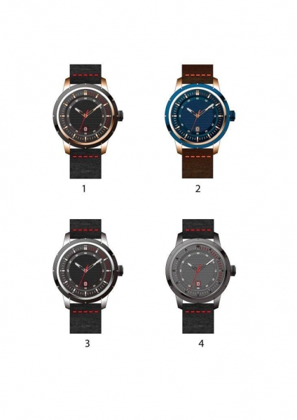 Quality Delicate Design Souvenir Hiagh Quantity Watch Waterproof Gift Watch for sale