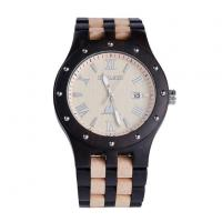 Quality New Arrival Waterproof Fashion Wooden Watch for sale