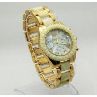 Wholesale Women's Men's Fashion Rhinestone Roman Numerals Analog Alloy Strap Quartz Watch Manufactures