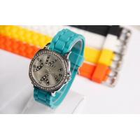 Quality Wholesale NEW XMAS GIFT BOYS GIRLS MENS WOMENS WATCHES WATCH RUBBER SILICONE for sale