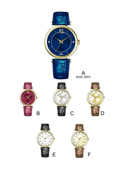 China Luxury Fashion New Arrival Watch Promotion Item Watch