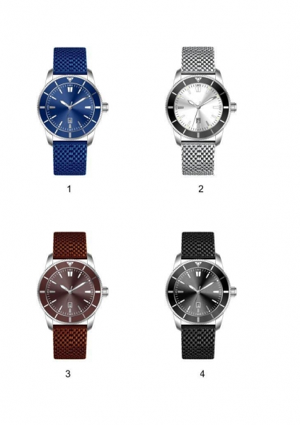 China Fahion High Quantity Simple Gift Promotion Item Watch