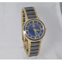Lady Stainless Steel With Ceramic Watches Manufactures