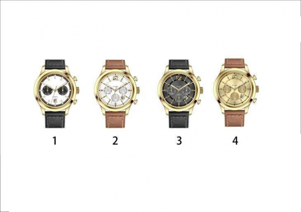 Quality Creative Design Watch Waterproof Simple Watch for sale