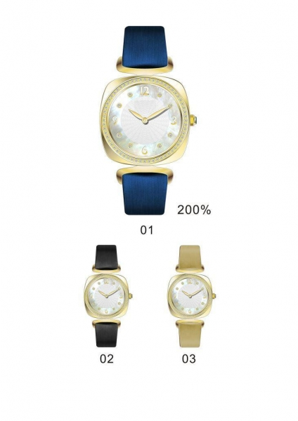 Quality Rectangle Ladies Fashion Watch Classical Personality Watch for sale