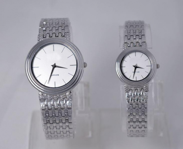 Quality Couple SS Watches for sale