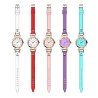 High Quality Lady Leather Watch Design Manufactures