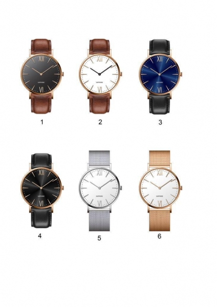 China Fashion Simple Business Gift New Item Watch