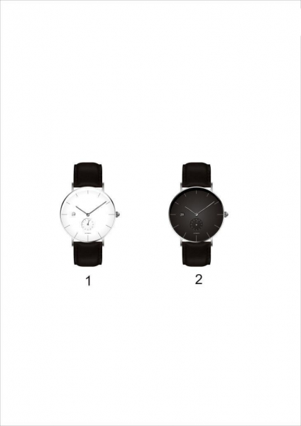 China Simple Business Personility Waterproof Promotion Item Watch