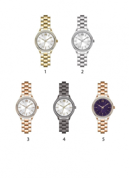 China Fashion New Arrival Promotion Item Simple Watch