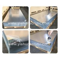 0.8-6 mm thick high gloss plexiglass mirrored sheet pmma mirror acrylic sheet Manufactures