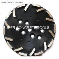 10 Inch 20 Seg Concrete Grinding Plate Manufactures