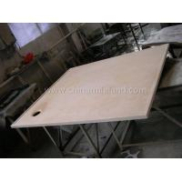 Buy cheap Egyptian Beige Marble Shower Base Square Shape from wholesalers