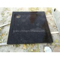 Buy cheap Blue Limestone Shower Tray Square Shape from wholesalers