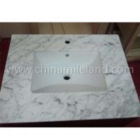 Buy cheap Marble Vanity Tops With Sink from wholesalers