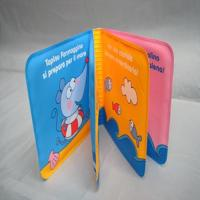 China Bath Book For Baby on sale