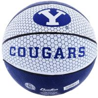 """Oval Y Cougars BYU Mini 8"""" Basketball Manufactures"""