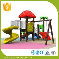Kids outdoor playground slide