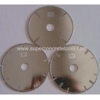 Machines 125mm Electroplated Dry Marble Cutting Blade Manufactures
