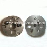 3 Inch Polar Magnetic Backing Pads With 2 Pin Manufactures