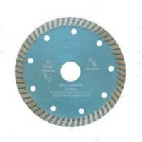 Machines Diamond Turbo Wave Saw Blade For Cutting Granite Manufactures
