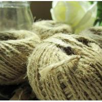 Buy cheap Spandex yarn jute yarn for carpet from wholesalers