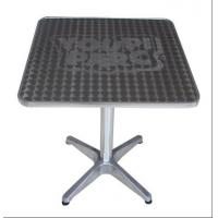 Buy cheap Square Aluminum Coffee Tea Table from wholesalers
