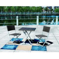 Buy cheap Rattan Garden Table And Chair Set from wholesalers