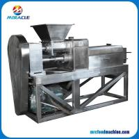 China Double Screw Type High Juicing Rate Coconut Milk Extracting Machine on sale